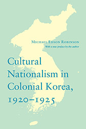 Cultural Nationalism in Colonial Korea